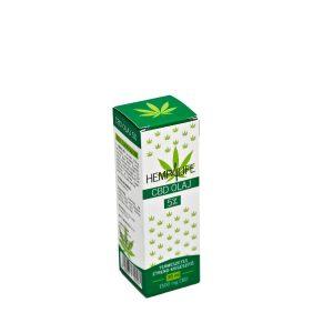 Hemp4Life 30ml 5% CBD olaj doboz lyukadós