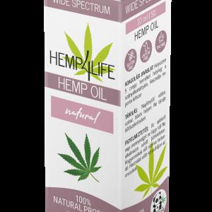 Hemp4life Wide Spectrum 10ml 5% Natur
