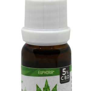 Euphoria Full Spectrum CBD Olaj 10ml 5%