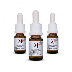 Marry Jane Full Spectrum CBD olaj 10ml 10% 3db