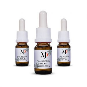 Marry Jane Full Spectrum CBD olaj 10ml 25% 3db