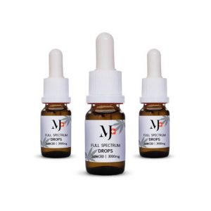 Marry Jane Full Spectrum CBD olaj 10ml 30% 3db