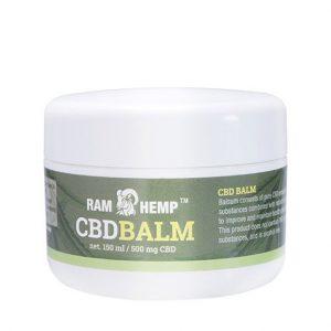 Ramhemp CBD balzsam 150 ml 500 mg CBD