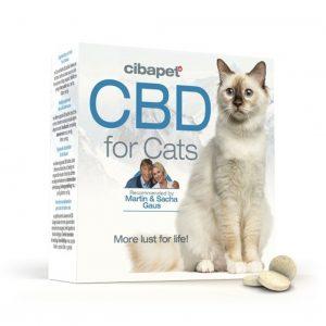 CIBAPET CBD macska pasztilla