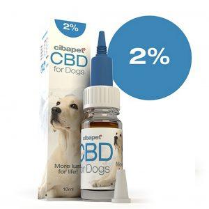 CIBAPET CBD olaj kutyáknak 10ml 2%