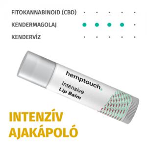 Hemptouch intenzív ajakbalzsam 4,5ml