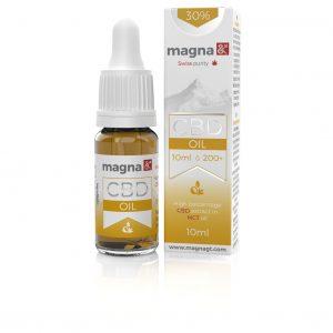 Magna G&T 10 ml 30 % CBD Olaj (MCT)