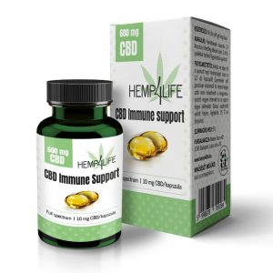 Hemp4Life CBD Immune Support 600 mg