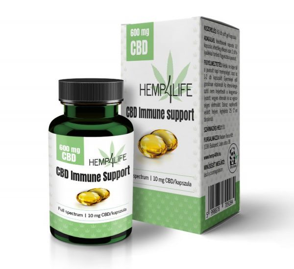 Hemp4Life CBD Immune Support 600 mg