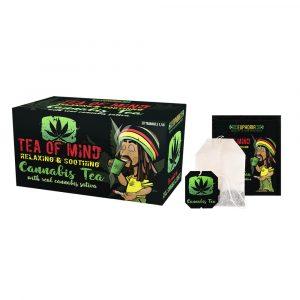 Euphoria kannabiszos tea of mind