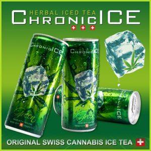 Swiss Cannabis Chronic Ice Tea 250ml