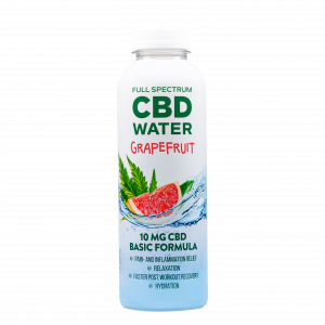 AIDVIAN Full Spectrum CBD Water GRAPEFRUIT 10 mg 500 ml