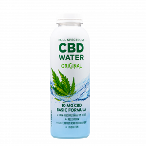 AIDVIAN Full Spectrum CBD Water ORIGINAL 10 mg 500 ml