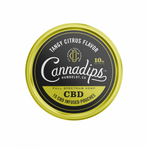 Cannadips-Tangy Citrus