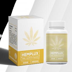 Hemplux CBD Gumivitamin (990 mg)