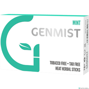 GENMIST Nikotinos hevítőrúd mentol- 1 DOBOZ