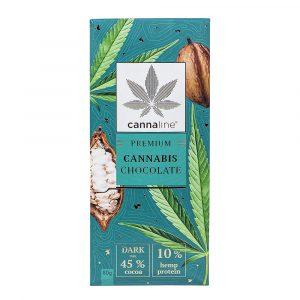 Cannaline-Cannabis Étcsokoládé