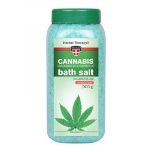 Palacio Cannabis rozmaringos-kannabiszos fürdősó 900g