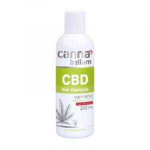Cannabellum CBD Bio hajsampon 200ml