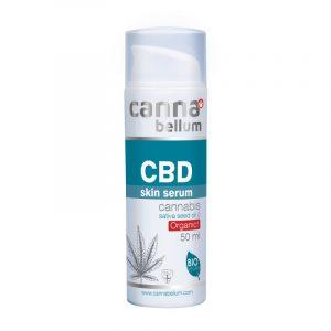 Cannabellum CBD Bio arcszérum 50ml