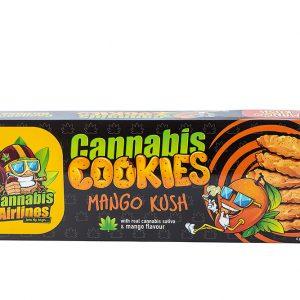 Cannabis Airlines Cookies-Mango keksz