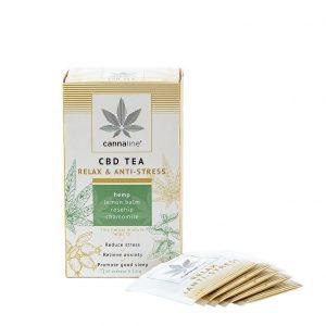 Cannaline Relax & Anti-Stress CBD Tea