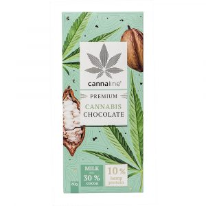 Cannaline - Cannabis Tejcsokoládé