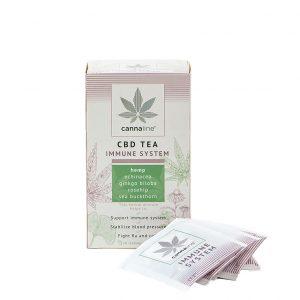 Cannaline Immunity CBD Tea