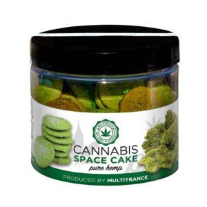 Multitrance - Cannabis Pure Hemp Space Keksz
